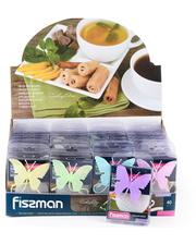 Fissman для чая Бабочка голубая