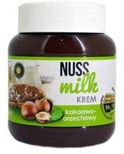 Nuss Milk какао-ореховая 400 г