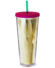 Стакан Starbucks Cold-to-Go Cold Cup - Mirrored 710 мл