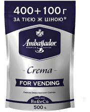 Ambassador Crema растворимый 500 г