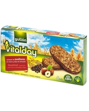 Gullon сэндвичи Vitalday с ореховым кремом 220 г