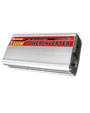 Инвертор, преобразователь напряжения 12/220V - 1200W