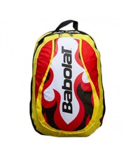 Babolat Backpack Club boy red/yellow/black 2015