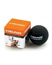 Head Championship Squash Ball Black 2 желтые
