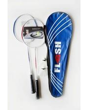 FLASH - Badminton racket set DB-120