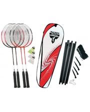 Talbot - Badminton Set 4 Attacker Plus