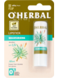 O'Herbal Увлажняющая гигиеническая помада с экстрактом алоэ вера SPF15 4.8 г