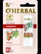 O'Herbal Защитный бальзам для губ с аргановым маслом 4.8 г