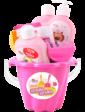Pink Elephant Набор Копайка-Купайка для девочек