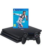 Sony Playstation 4 Pro 1TB + FIFA 19 (9745211)