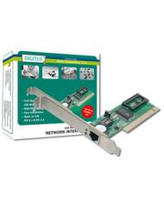 Digitus Fast Ethernet PCI 10/100 Мбит / с Realtek 8139D (DN-1001J)