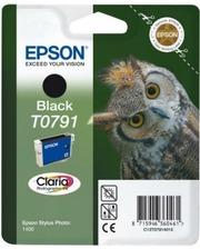 Epson T0791 черные | Стилус Фото 1400 (C13T07914010)