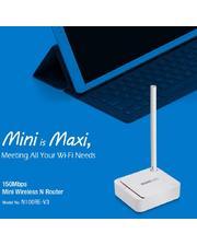 TOTOLINK 150 Мбит / с 2,4 ГГц 802.11b / g / n Wi-Fi Mini AP / Router, антенна 5 дБи (N100RE-V3)