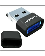 A-DATA V3, microSD-SDHC, USB2, Black with blue LED (AM3RBKBL)