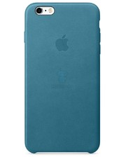 Apple iPhone 6s Plus Leather Case - Marine Blue MM362