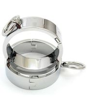 Orion Unisex стальные оковы для рук - L