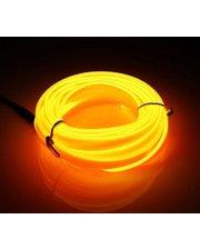 Lightning Гибкий светодиодный неон LTL Желтый Neon Glow Light Yellow 3 метра