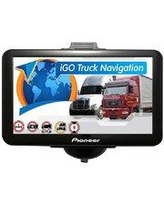 Pioneer GPS навигатор A75 Android для грузовиков с картой Европы
