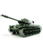 Heng Long Bulldog M41A3 с пневмопушкой и и/к боем (HL3839-1) (HL3839-1-IR)