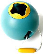 """Quut Сферическое ведро """"BALLO"""" (цвет зеленый+желтый) (170105)"""