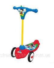 KIDDIELAND - Скутер МИККИ-МАУС (3 колеса, свет, звук) (048512)