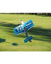 Самолёт р/у Precision Aerobatics Addiction 1000мм ARF (синий) (PA-AD-BLUE)