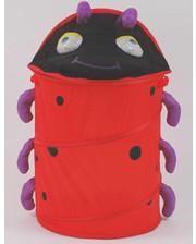 DEVIK toys Бочка для игрушек - Божья коровка (T0339B)