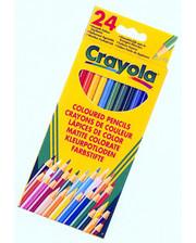Crayola 24 цветных карандаша (3624)