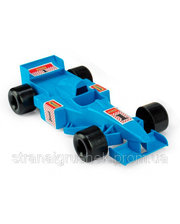 WADER Авто Формула - машинка, Wader, синий (39216-2)