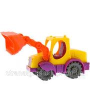 Battat Игрушка для игры с песком - МИНИ-ЭКСКАВАТОР (цвет манго-сливово-томатный) (BX1420Z)