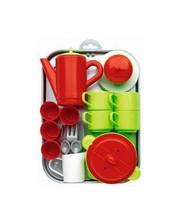 Simba Игровой набор Chef-Cook с посудой и подносом, на 4 персоны (000972)