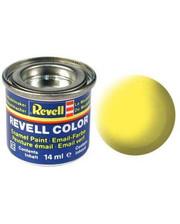 Revell Краска № 15 желтая матовая yellow mat 14ml (32115)