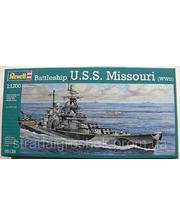 Revell Корабль Battleship U.S.S. Missouri (WWII) (05128)