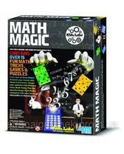 4M Волшебная математика - серия Детская лаборатория, 4М (00-03293)