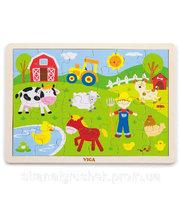 Viga Toys Ферма 24 элемента (50197)