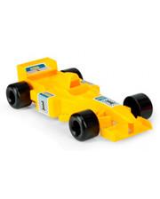 WADER Авто Формула - машинка, Wader, желтый (39216-3)