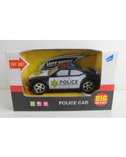 BIG MOTORS Полицейская машина (свет, звук) (LD-2016A)