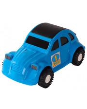 WADER Авто-жучок - машинка, Wader, синяя (39011-2)