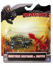 Spin Master Как приручить дракона-2: набор из дракона и боевой машины, Дракон Кривоклык с боевой машиной (SM66561-4)