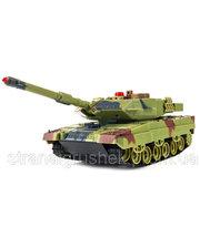 Himoto Танк р/у 1:36 HuanQi H500 Bluetooth с и/к пушкой для танкового боя (HQ-H500)