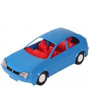 WADER Игрушечная машинка авто-купе синяя, Wader, синий (39001-2)