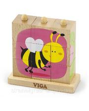 Viga Toys Насекомые (50158)