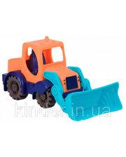 Battat Игрушка для игры с песком - МИНИ-ЭКСКАВАТОР (цвет морской-мандариновый-океан) (BX1440Z)