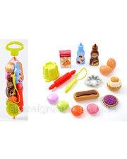 Ecoiffier Набор продуктов в сетке Вкусный десерт (000952)