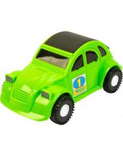WADER Авто-жучок - машинка, Wader, зеленая (39011-1)
