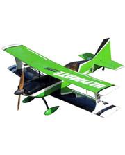 Самолёт р/у Precision Aerobatics Ultimate AMR 1014мм ARF (зеленый) (PA-AMR-GREEN)