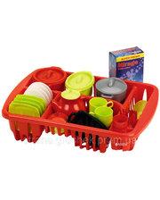 Smoby Игровой набор Ecoiffier Pro-Cook Посуда - 1210) (001210)
