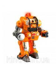 Робот-трансформер М.А.R.S. в броне (оранжевый), Hap-p-kid (4049T-4051T-2)