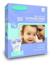 Lansinoh - Пакеты для хранения и замораживания грудного молока (50 шт., из полиэтилена)(40055)