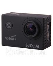 Himoto Экшн камера SJCam SJ4000 WiFi оригинал (черный) (SJ4000WiFi-Black)